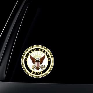 U.S. Navy Car Decal / Sticker by World Design