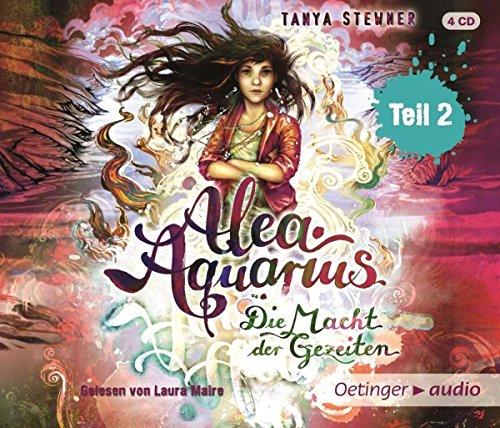 Alea Aquarius: Die Macht der Gezeiten - Teil 2 (4 CD)