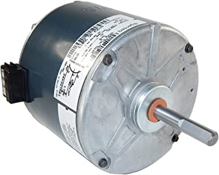 Genteq 1/5 HP Direct Drive Blower Motor, Permanent Split Capacitor, 1080 Nameplate RPM, 200-230 Voltage - 5KCP39FFY927S
