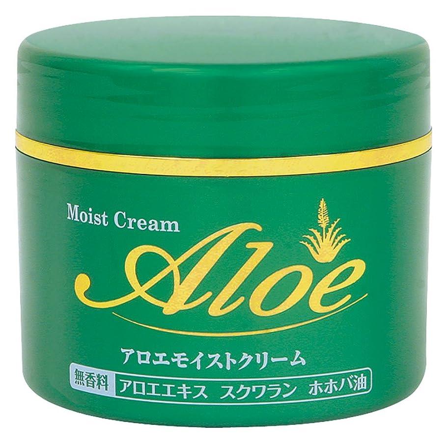 収縮影響するルート井藤漢方製薬 アロエモイストクリーム 160g (アロエクリーム 化粧品)