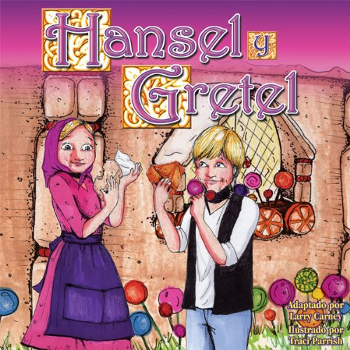 Hansel y Gretel cover art