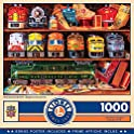 MasterPieces Lionel Well Stocked Shelves 1000 Piece Jigsaw Puzzle