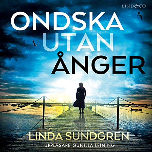 Ondska utan ånger audiobook cover art