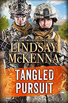 Tangled Pursuit (Delos Series Book 2) by [Lindsay McKenna]