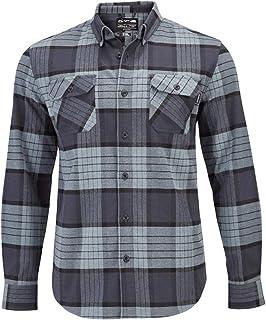 Dakine Men's Reid Tech Flannel - Lead - XL