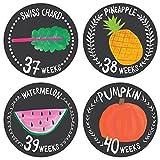 Lucy Darling Pregnancy Belly Sticker - Growing Garden - Weeks 8-40 (32 Stickers)