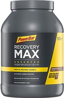 PowerBar Recovery Max Chocolate 1144g - Bebida