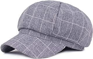 Octagonal Cap Ladies Beret Thick Warm Winter hat Literary Youth Painter hat Female Octagonal hat