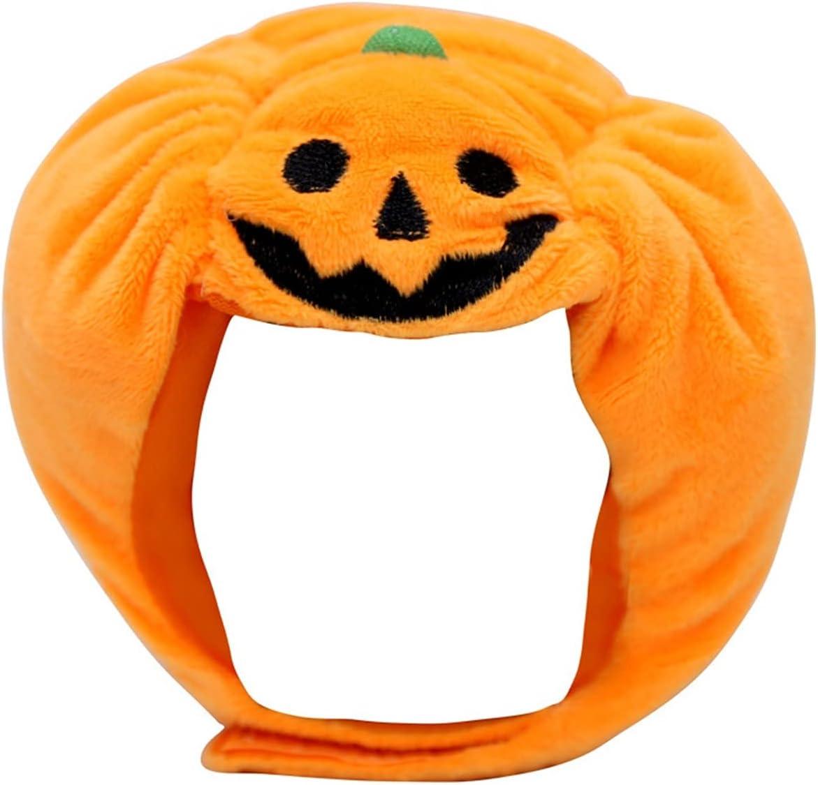 Pet Pumpkin 55% OFF Surprise price Hat Halloween Decorations Decoration Festival Ghost