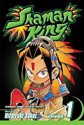 SHAMAN KING GN VOL 01 (OF 32)