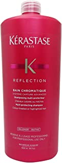 Kerastase Reflexion Bain Chromatique Shampoo 1000ml [並行輸入品]