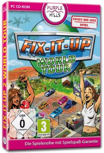 Fix-it-up 2: World Tour