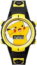 Pokemon Pikachu Flashing LCD Kids Watch