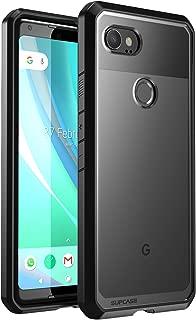 SUPCASE Unicorn Beetle Series Designed for Google Pixel 2 XL Case,Premium Hybrid Protective Clear Case for Google Pixel 2 XL (2017 Release) (Black)