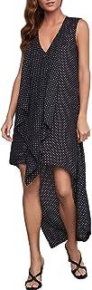 Tara Cascade Ruffle Dress
