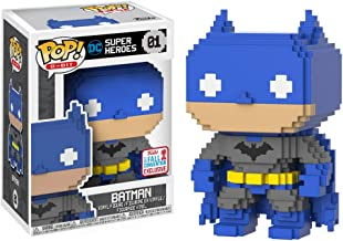 POP! 8-Bit: DC Super Heroes #01 - Batman (2017 Fall Convention Exclusive)