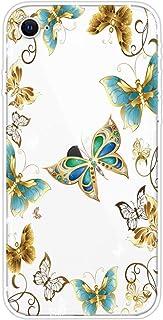 جراب Mylne شفاف لهاتف iPhone 6 Plus/6S Plus، جراب واقي بالكامل من السيليكون المرن والناعم والناعم والناعم للغاية