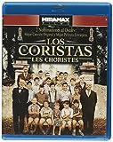 LOS CORISTAS (LES CHORISTES) BLU-RAY IMPORT LATIN AMERICA