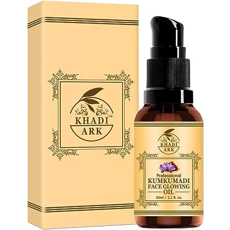 Khadi Ark Kumkumadi Face Glowing Oil- 30 ML