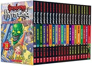 Goosebumps Horrorland 1-20