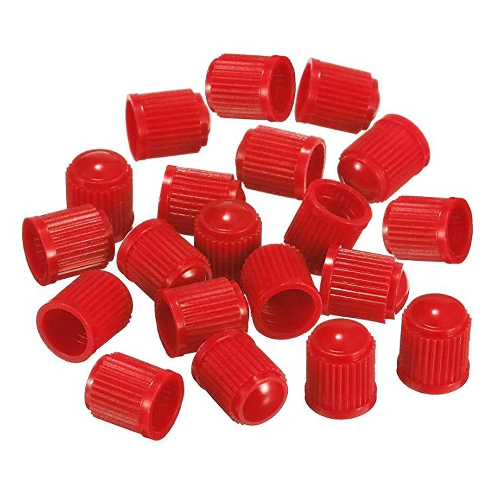 Ruiting Tapones de plástico para válvula de neumático de Coche ...