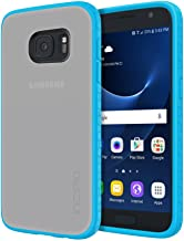 Incipio Cell Phone Case for Samsung Galaxy S7 - Retail Packaging - Frost/Blue