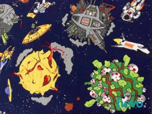 Kinderspielteppich Space - 3