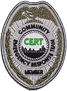 emergency response patch