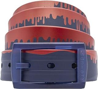 tie-ups Cintura in gomma e plastica fuori produzione Ocean rosso Cola