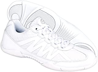 Apex Cheerleading Shoes – White Cheer Sneakers for Girls and Women
