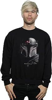 Star Wars Men's The Mandalorian Poster Sweatshirt
