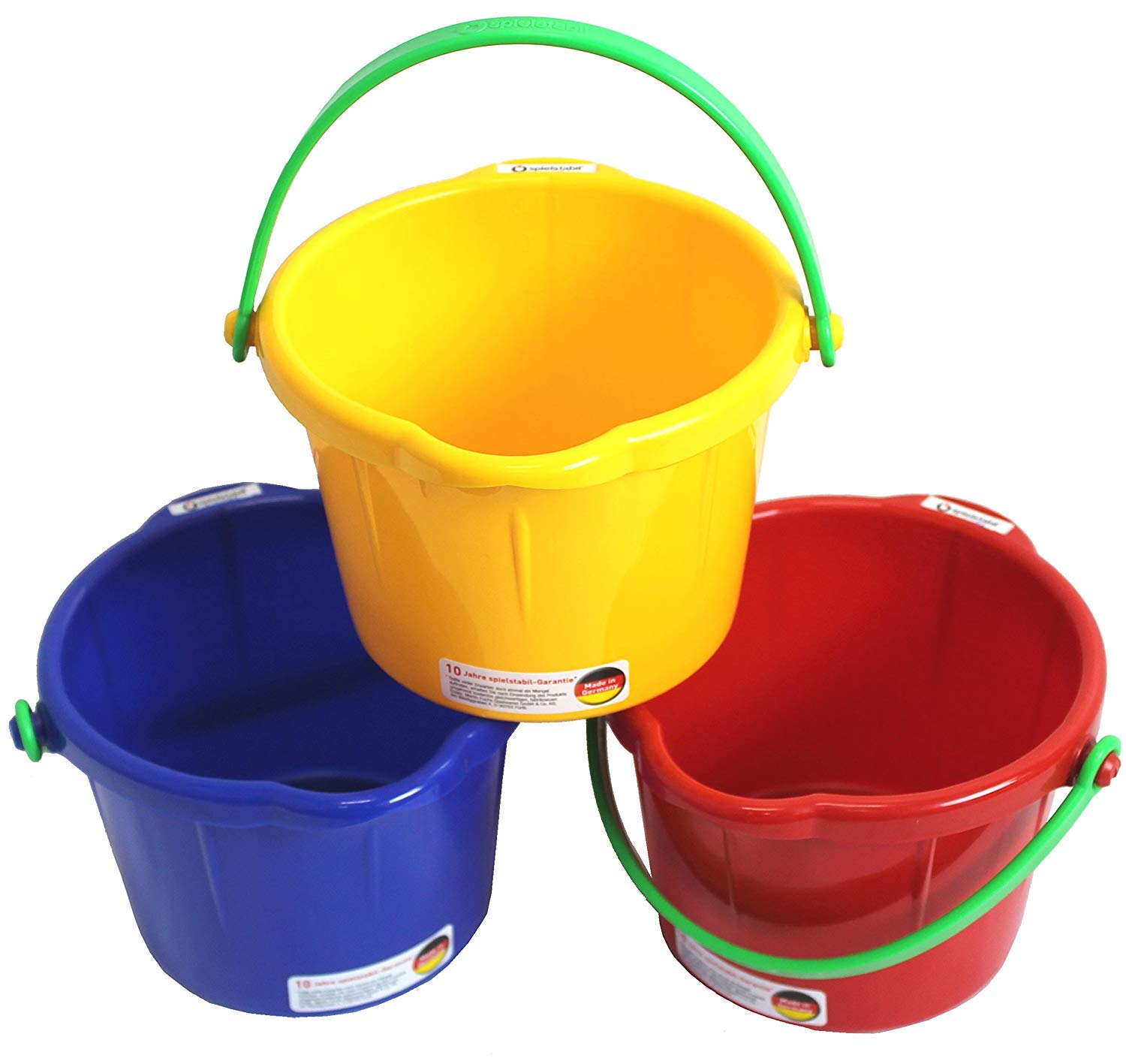- Sold Individually Spielstabil Large Sand Sieve Made in Germany Colors Vary