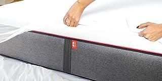 Morfeo - Protector de colchón - Impermeable Transpirable Bambú (135x190)