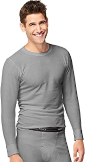 Mens Organic Cotton Thermal Crew (14600)