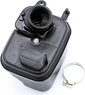 QAZAKY Air Filter Cleaner Box Housing Assembly for Yamaha PW50 PY50 G50T Peewee 50 Y-Zinger Pit Bike Motorcycle