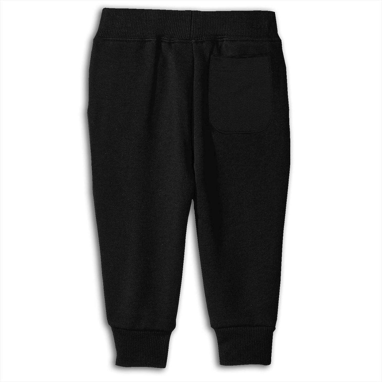Wangtong Banana Kids Sweatpants with Pockets Casual Pants for Boys Or Girls