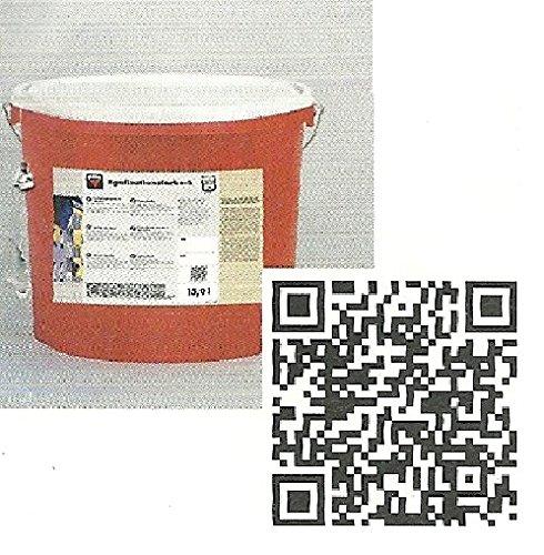 Keim 3046012 Egalisationsfarbe/Fassadenfarbe S weiß in 15l