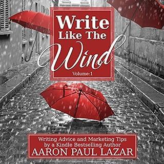 Write Like the Wind: Volume 1 audiobook cover art