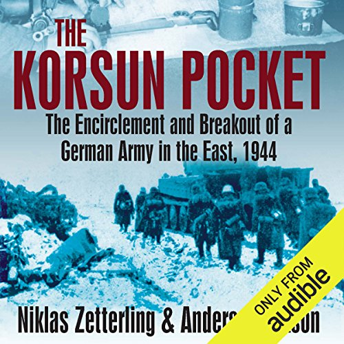 Korsun Pocket audiobook cover art