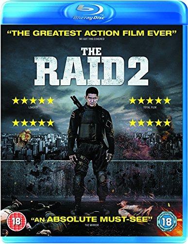 The Raid 2 [Blu-ray] [2014] [Reino Unido]
