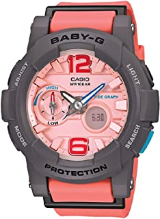 Casio G-Shock BGA180-4B2 Baby-G Series Stylish Watch -...