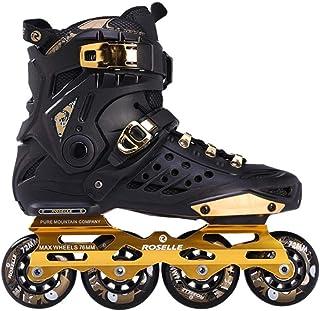 インラインスケート ローラースケート 子供 大人 ローラーブレード サイズ調整可能 発光 クワッドスケート ジュニア インラインスケート 女の子 男の子 ローラーシューズ ローラーPU 通気性抜群 初心者向け