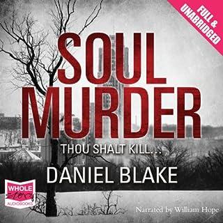 Soul Murder audiobook cover art
