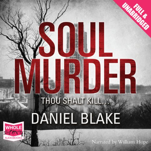 Soul Murder audiobook cover art