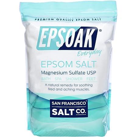 Epsoak USP Epsom Salt - 10 lb. Bulk Bag