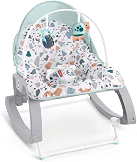 Fisher-PriceGHY58 Deluxe Infant-to-Toddler Rocker