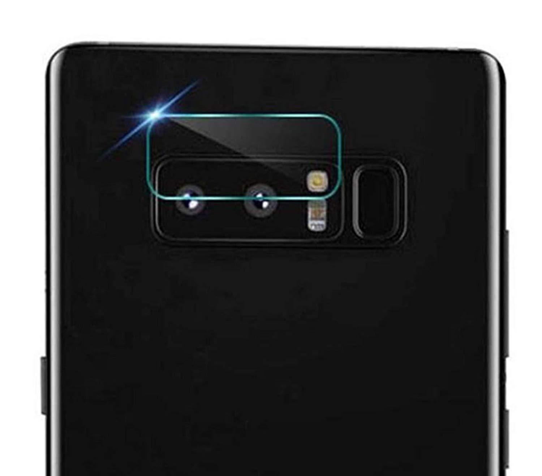 LUCKLYSTAR Protector Pantalla Cámara Samsung Galaxy Note 8 Cristal Vidrio Templado Trasera 3Pack X Alta Definicion sin Burbujas Protector Cámara Pantalla para Samsung Note 8 3pcs: Amazon.es: Hogar
