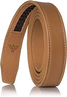 SlideBelts Skinny Belt Strap (Buckle Not Included)