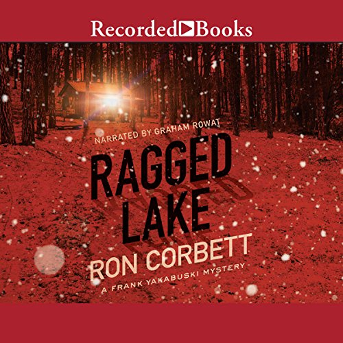 Ragged Lake audiobook cover art