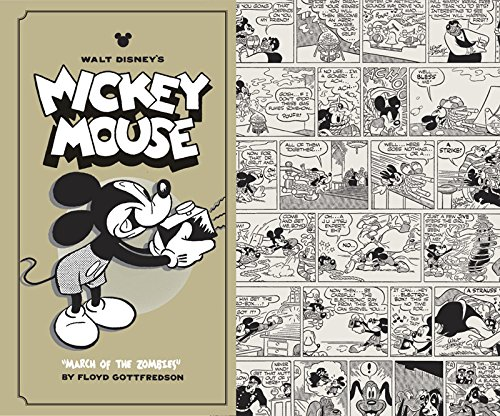 Walt Disney's Mickey Mouse Vol. 7: 'March Of The Zombies'